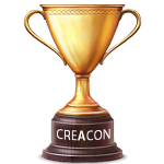 Achievement: 1 place at CreaCon 2019