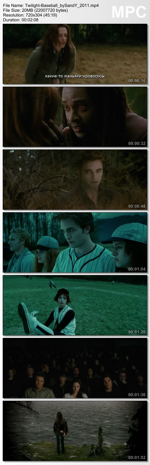 Donna Bella and Twilight Baseball