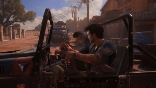 Uncharted 4 'One Last Time' Trailer