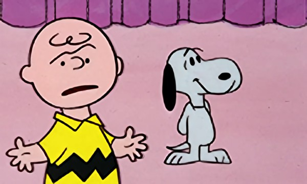 A Charlie Brown Know Your Enemy