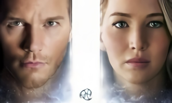 Пассажиры / Passengers (fan made trailer)