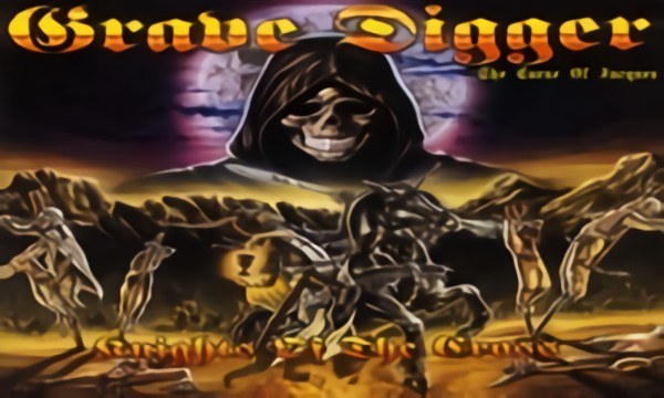 Grave Digger - The Curse Of Jacques Video: Other Автор: gothicdrinker Rating: 4.1