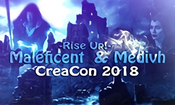 Maleficent & Medivh -Rise Up!-