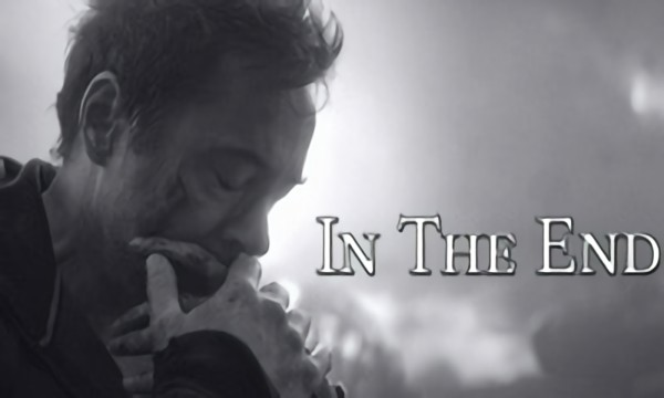 Tony Stark - In The End