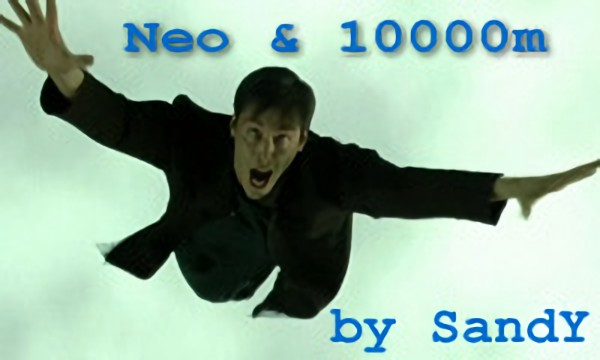 Neo and 10000m