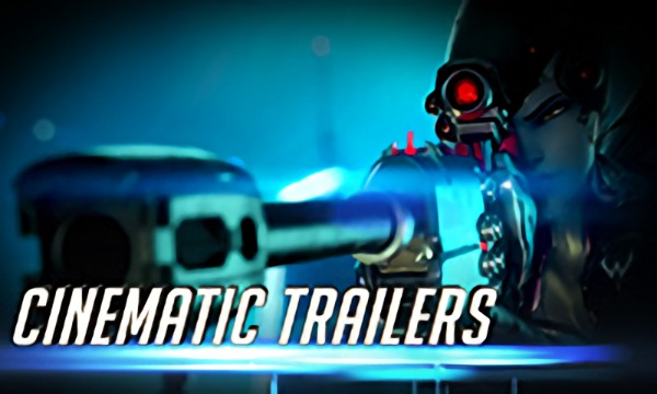 Overwatch Cinematic Trailers