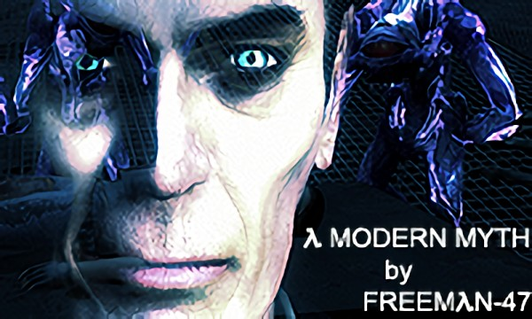 30 Seconds To Mars - A Modern Myth Video: Half-life 2 - Episode Two Автор: Freeman-47 Rating: 4.2