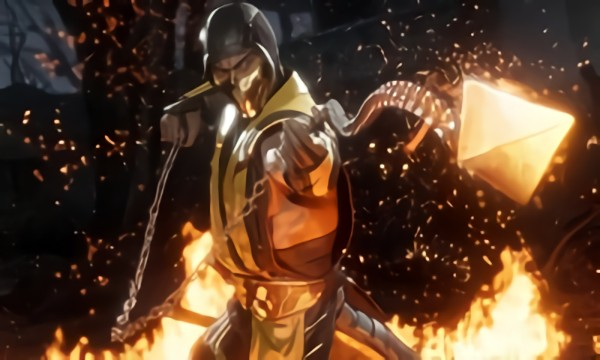 Mortal Kombat Powerman