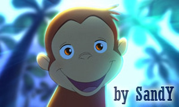 Wally Warning - No Monkey Видео: Curious George Автор: SandY Рейтинг: 4.6