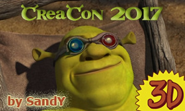 The Power Of Shrek (3D Anaglyph Promo)
