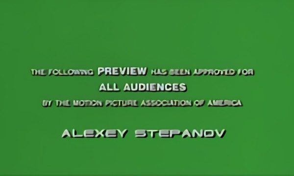 X-ray Dog - Timeline No Vox Video: Total Recall/Teaser For T2(Stan Winston) Автор: Алексей Степанов Rating: 4.1