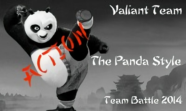 Hadouken! - Turn The Lights Out Video: Kung Fu Panda 1,2 Автор: Hellsing Rating: 4.1